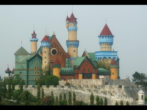 Abandoned Disney World  Meets Philippines ( Fantasy World )