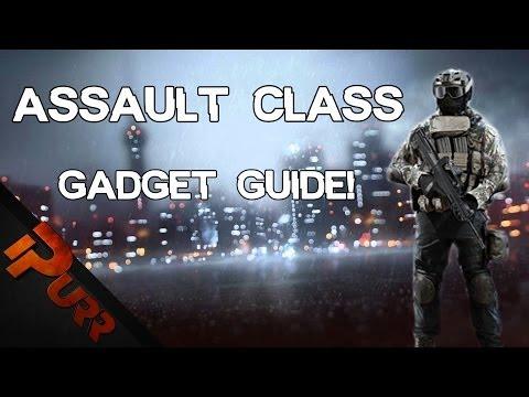 Assault Class Gadget Guide (Battlefield 4 Gameplay/Commentary)
