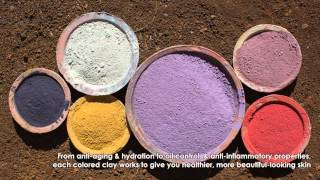 discover colored clay