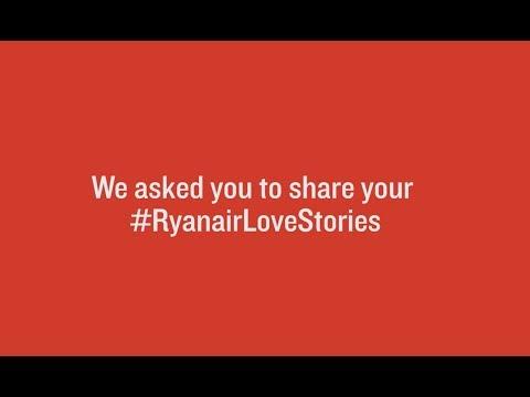 Happy Valentine's Day From Ryanair