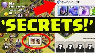 Video 9 'SECRET' Update Features You Didn't Know Existed in Clash of Clans! MP3, 3GP, MP4, WEBM, AVI, FLV Mei 2017