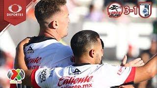 Video Lobos despluma a los Gallos | Lobos BUAP 3 - 1 Querétaro | Clausura 2019 - J 7 | Televisa Deportes MP3, 3GP, MP4, WEBM, AVI, FLV Februari 2019