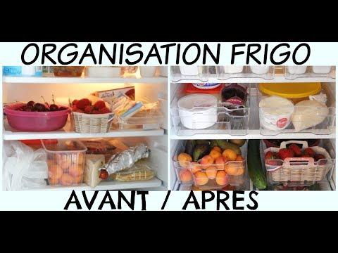 [ORGANISATION]: ASTUCES ET RANGEMENT DE MON FRIGO