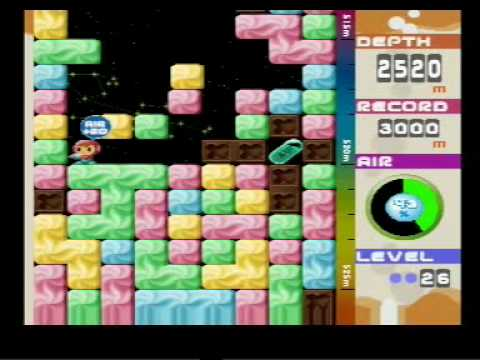 Mr. Driller Playstation