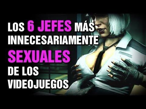 Personajes de videojuegos que han sido representados con atributos sexuales increíblemente desproporcionados.