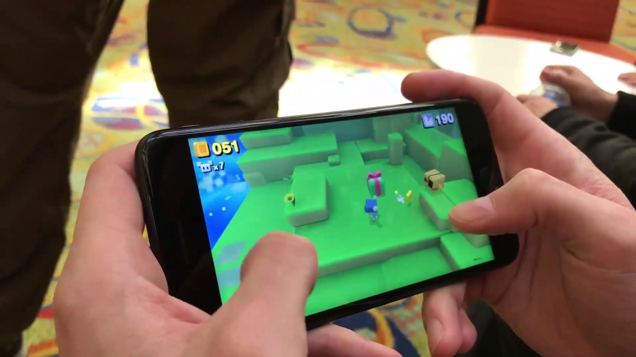 GDC 2017 - 'Suzy Cube' Continues to Look Like the Best 3D Platformer on Mobile