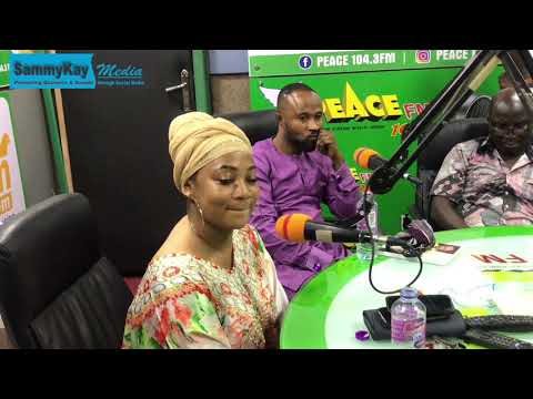 Vicky Zugah confirms Pastor's prophecy of been cursed
