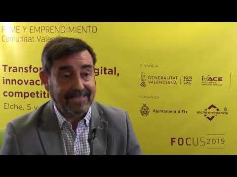 Moises Gil de INYCOM en Focus Pyme CV 2019