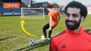 Download Video Mo Salah Finishing Masterclass! | How To Train Like A Pro MP3 3GP MP4