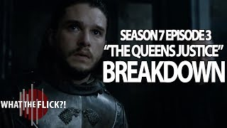 Daenerys holds court; Cersei returns a gift; Jaime learns from his mistakes. Ben, Cenk, John, and Matt make predictions on what...