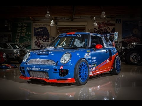 jay leno garage - mini cooper twin engine