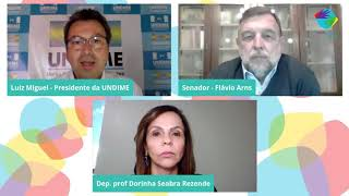 Videoconferência: A importância do Fundeb para os municípios.