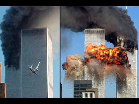 18 Views of 'Plane Impact' in South Tower | 9/11 World Trade Center [HD DOWNLOAD]