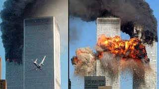 "Video 18 Views of ""Plane Impact"" in South Tower 