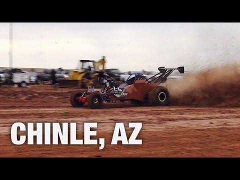 Arizona Mud Racing - Open Class Chinle, AZ 2018 Day 2