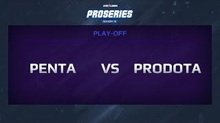 PENTA Sports vs PD Gaming, Game 2, Semi-Final