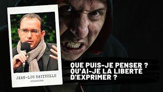 KANT - Que puis-je penser ?, Qu'ai-je la liberté d'exprimer ?, Jean-Luc NATIVELLE