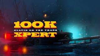 Xpert - 100K ???? (Prod. Clavis on the track)