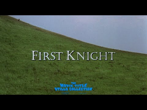 First Knight (1995) title sequence