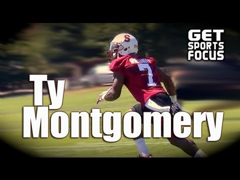 Ty Montgomery Interview 8/17/2013 video.