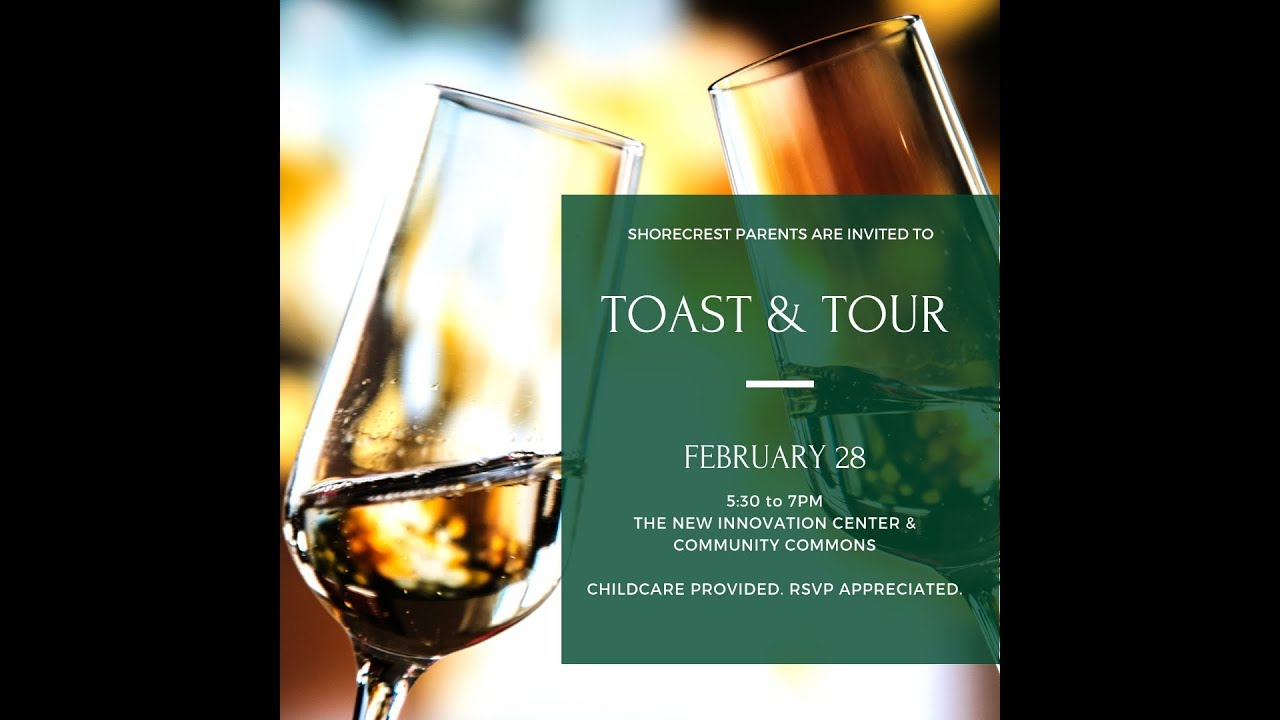 Toast and Tour