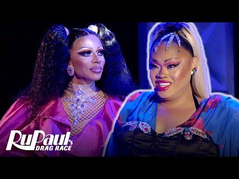 Serena ChaCha & Jiggly Caliente's En Vogue Rudemption Lip Sync 💅 RuPaul's Drag Race All Stars