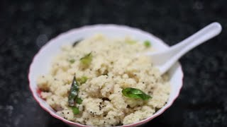 Upma Recipe Kerala / Indian style in English - The authentic Indian upma recipe in traditional Indian style bought to you by grandmas menu English recipe cha...