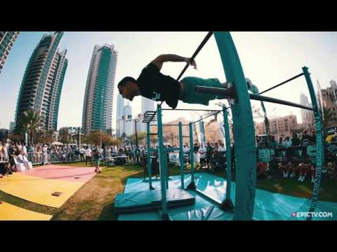 Street Workout Motivation - Dubai World Cup | Barstarzz Freestyle Calisthenics, Ep.10