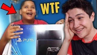 Video ESTE NIÑO DICE QUE YA TIENE EL PLAYSTATION 5... #2 - PS5 GAMEPLAY MP3, 3GP, MP4, WEBM, AVI, FLV November 2018