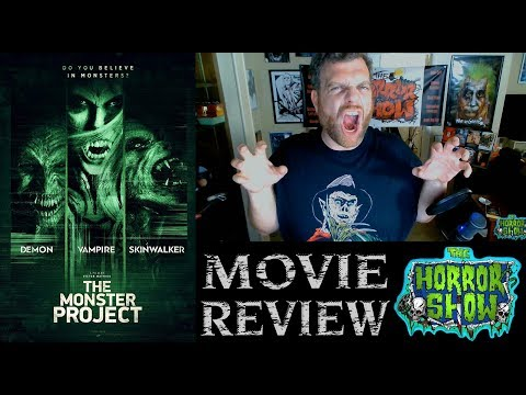 """The Monster Project"" 2017 Found Footage Movie Review - The Horror Show"