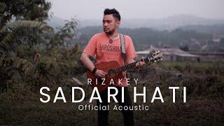 Download Lagu Sadari Hati - KEYLA (acoustic)  by Riza -rizavito Mp3