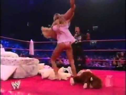Video wwe first pillow fight download in MP3, 3GP, MP4, WEBM, AVI, FLV January 2017