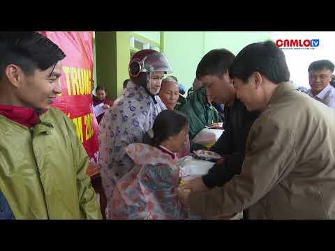Huyện Yên Mỹ, Hưng Yên tặng 1.000 suất quà cho Nhân dân Cam Lộ ư