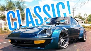 WIDEBODY FAIRLADY Z CUSTOMIZATION GLITCH! | Forza Horizon 3 Gameplay