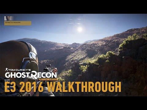 Drogenkrieg für vier Spieler: Trailer zu «Ghost Recon – Wildlands»