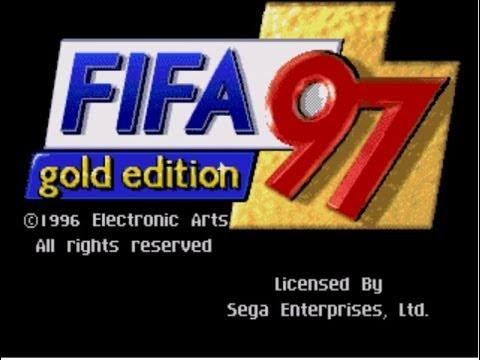fifa 97 genesis controls