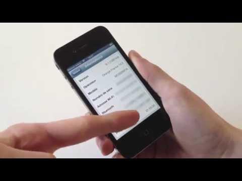 comment debloquer iphone 3g s