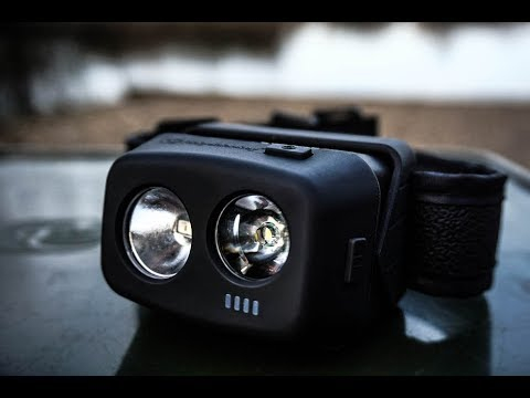CarpTV take a closer look at the RidgeMonkey VRH300 USB Rechargeable Headtorch