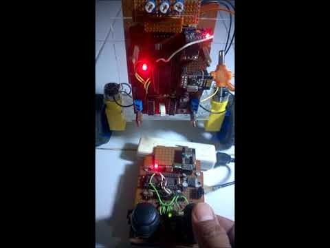 Self Balancing Robot V2 (Fuzzy PID) - Wifi RC Part2