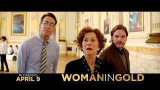 Nonton Woman In Gold  2015  Official Trailer 3  Hd  Film Subtitle Indonesia Streaming Movie Download