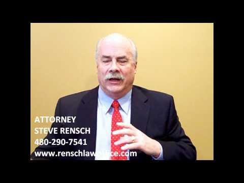 Attorney Steve Rensch Talks the Litigation Process