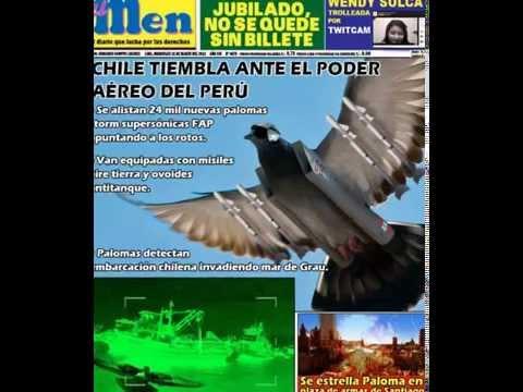 CHILE TIEMBLA ANTE LA NUEVA ADQUISICION DE PERU