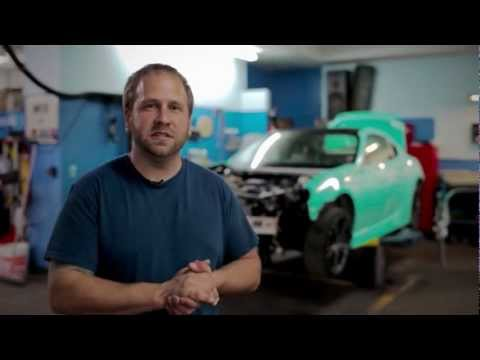 Scion FR S Tuner Challenge Cars for SEMA 2012