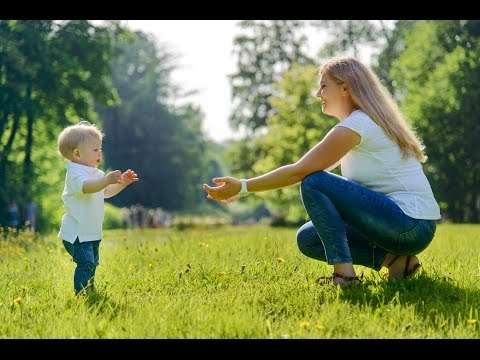 How To Teach a Child to Walk