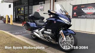 8. 2018 Honda Gold Wing Tour Automatic DCT
