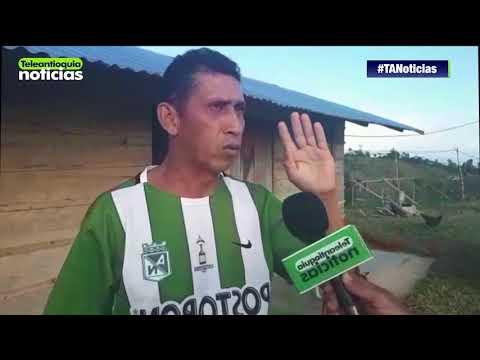 Colombia: Cae helicóptero y deja 10 muertos (VIDEO)