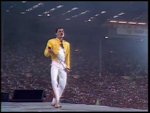 Queen Live At Wembley Stadium 1986 full concert