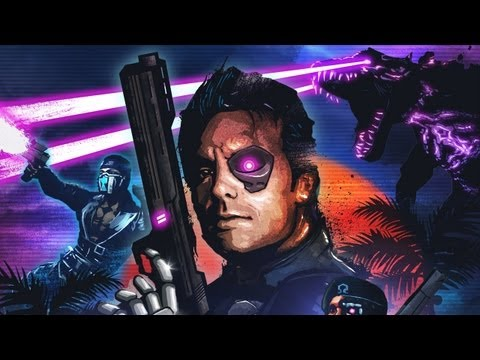 far cry 3 blood dragon xbox 360 gameplay