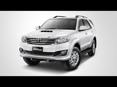 Toyota New Fortuner 2014