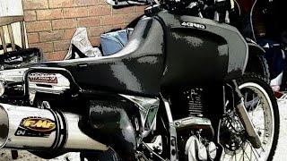 3. Suzuki DR650 - Adventure Spec - Part 1